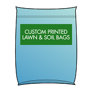 Custom Printed Lawn and Soils Bags