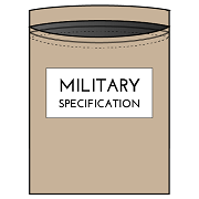 Custom Printed Military Spec Bags