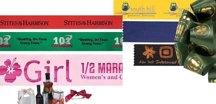 Custom Printed Ribbon