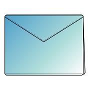 Custom Vinyl Envelope Style