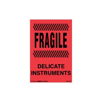 Fluorecent Fragile Labels - thumbnail view 14