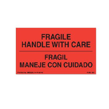 English/Spanish  Shipping Labels - thumbnail view 6