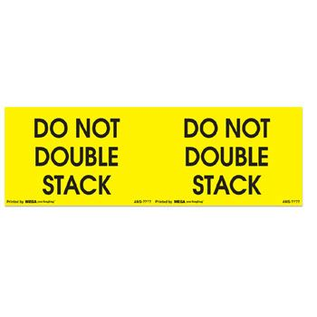Pallet Protection Labels - 3 x 5