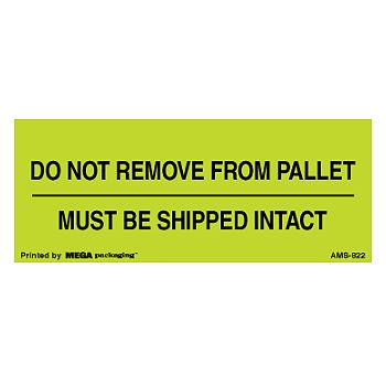 Pallet Protection Labels - thumbnail view 24
