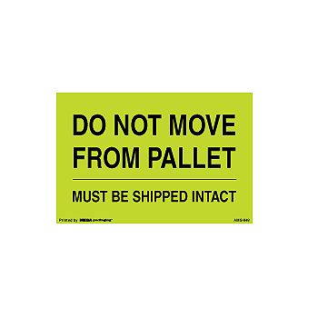 Pallet Protection Labels - thumbnail view 39