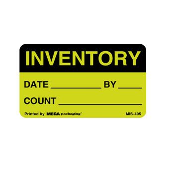 Inventory Control Labels - thumbnail view 16