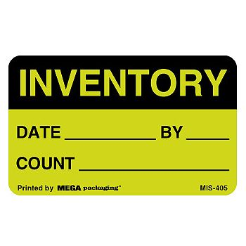 Inventory Control Labels - thumbnail view 36