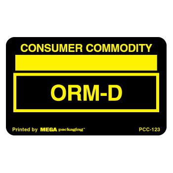 Standard ORM D.O.T. Labels - thumbnail view 7