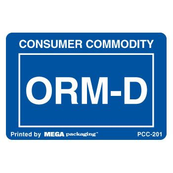 Standard ORM D.O.T. Labels - thumbnail view 8