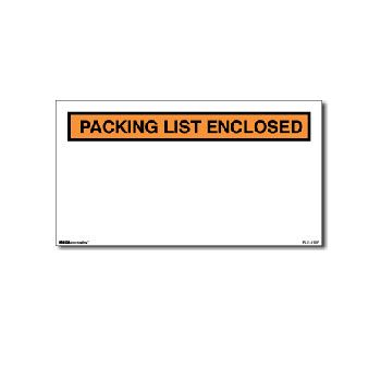 Packing List Envelopes - 4.5 x 5.5