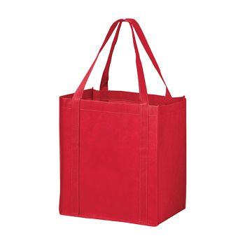 Economy Grocery Bags - 12 X 8 X 13