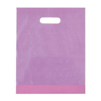 Frosted Die Cut Bags - thumbnail view 4
