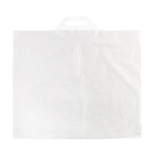 Soft Bridge Handle Bags - 14 X 10 X 4