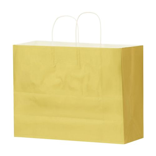Imprinted Gloss Paper Shopping Bags - detailed view 4