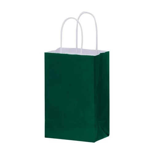 Imprinted Gloss Paper Shopping Bags - detailed view 5