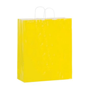 Imprinted Gloss Paper Shopping Bags - thumbnail view 10