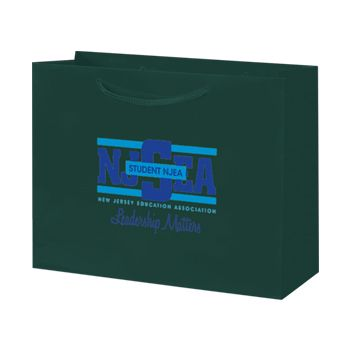 Imprinted Matte Laminated Eurotote - thumbnail view 5