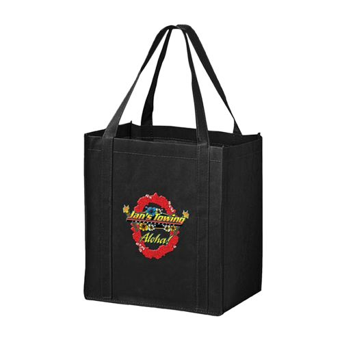 Imprinted Economy Totes With Insert - detailed view 6