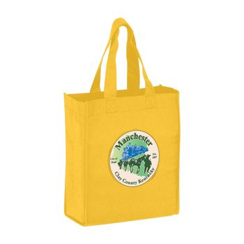 Imprinted Economy Totes With Insert - thumbnail view 5