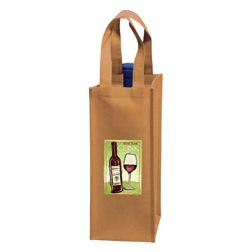 Imprinted Wine Collection Bags - detailed view 5