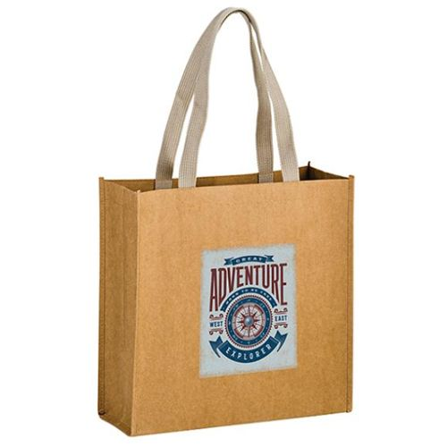 Imprinted Washable Paper Bags - thumbnail view 5