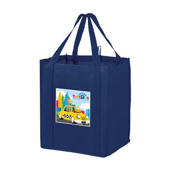 Imprinted Y2K Wine & Grocery Combo Bags - thumbnail view 4