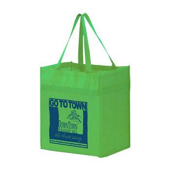 Custom Y2K Heavy Duty Grocery Bags - thumbnail view 4