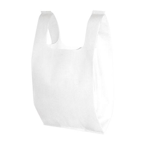 Custom Non-Woven T-Shirt Bags - detailed view 3