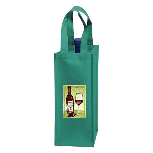 Custom Wine Tote - detailed view 6