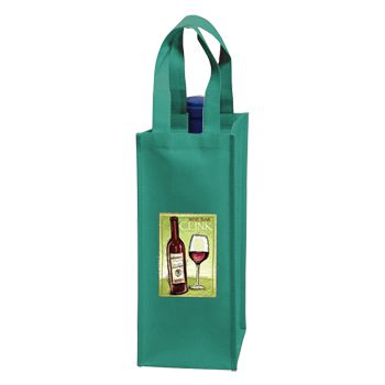 Custom Wine Tote - thumbnail view 6