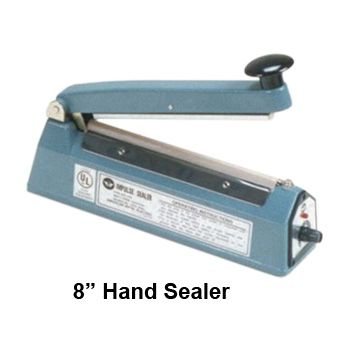 Impulse Hand Sealer - thumbnail view 1