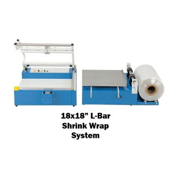 L-Bar Shrink Wrap Systems - thumbnail view 1