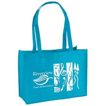 Imprinted Celebration Totes - thumbnail view 1