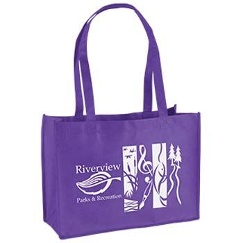 Imprinted Celebration Totes - thumbnail view 3