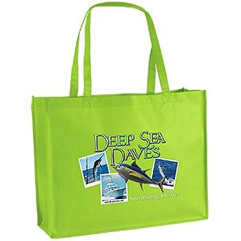 Imprinted Celebration Totes - thumbnail view 7