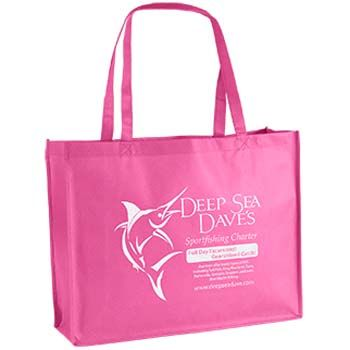Imprinted Celebration Totes - thumbnail view 8