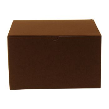 Tinted Kraft Tuckit Gift Boxes - thumbnail view 1