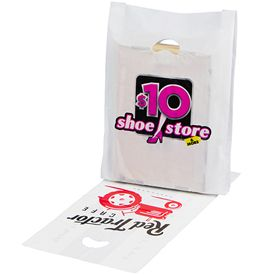 Custom High Density Merchandise Bags - icon view 1