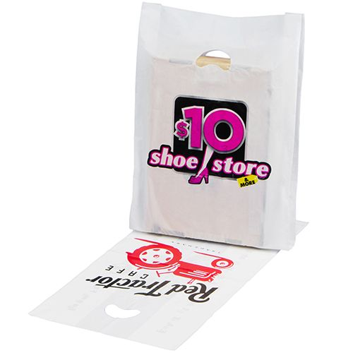 Custom High Density Merchandise Bags - thumbnail view 1