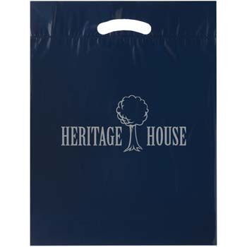 Imprinted Die Cut Handle Bags - thumbnail view 13