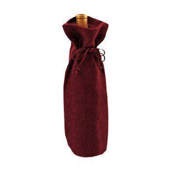 Jute Wine Bags - thumbnail view 2