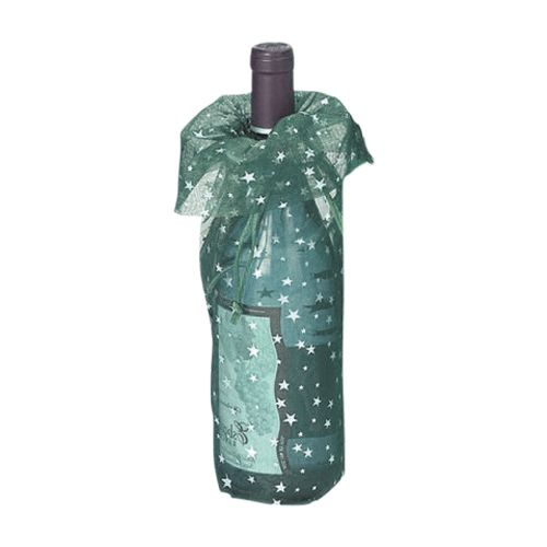 Star Print Wine Bags - detailed view 2