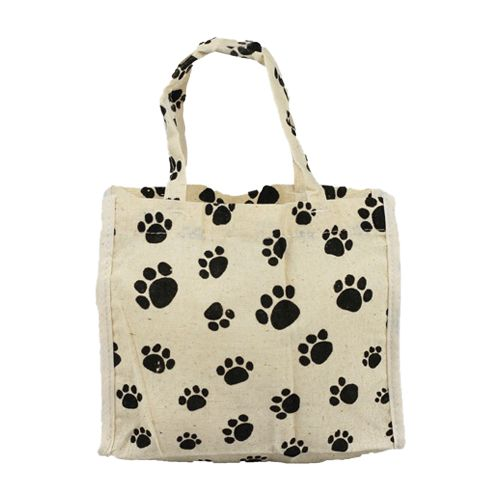 Animal Print Cotton Totes - detailed view 3