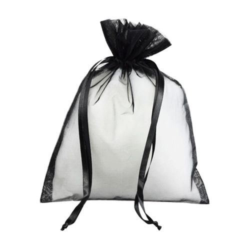 Organza Bag W/Ribbon String - detailed view 2
