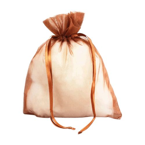 Organza Bag W/Ribbon String - detailed view 4