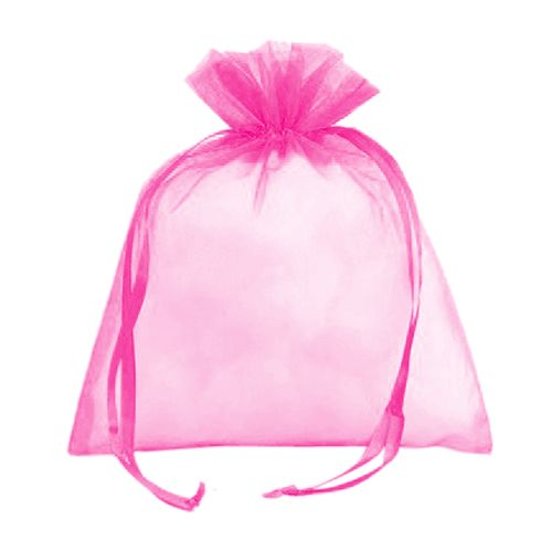 Organza Bag W/Ribbon String - detailed view 7
