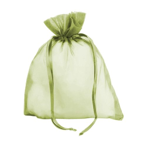 Organza Bag W/Ribbon String - detailed view 14