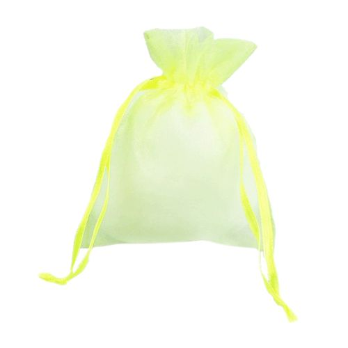 Organza Bag W/Ribbon String - detailed view 16