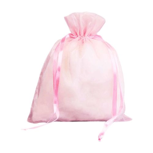 Organza Bag W/Ribbon String - detailed view 19
