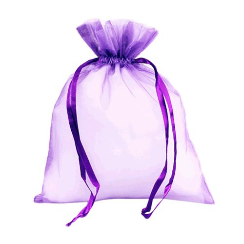 Organza Bag W/Ribbon String - detailed view 20